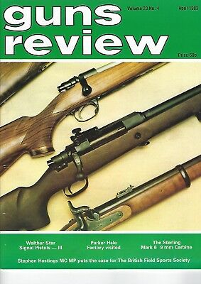 Guns Review - Three Issues From 1983 (4 - 6)