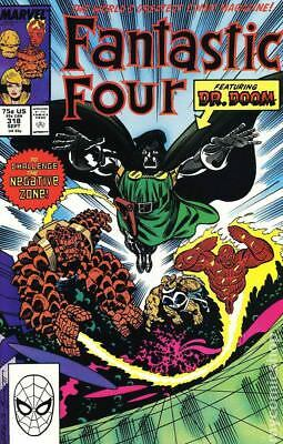 Marvel  Fantastic Four #318