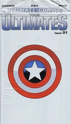 THE ULTIMATES 1...NM-...2011...Polybagged...Bargain!