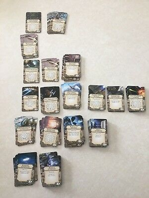 Single Star Wars X-Wing Miniatures Game - Ship Modification Upgrade Cards