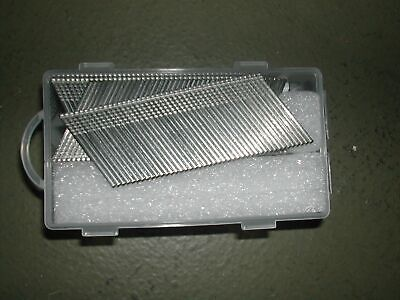 "15 Gauge Stainless Steel Finish Nails 2"" Bostitch FN 25 Deg Spotnails 15116FNS"