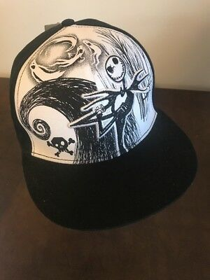 NWT Disney The Nightmare Before Christmas Jack Skellington hat - Spencer s 32f1c7b27be3