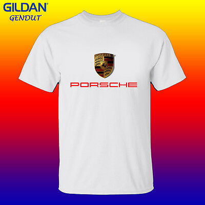 new Brand New PORSCHE T-shirt Yellow carrera roush racing speedster cabriolet 5#