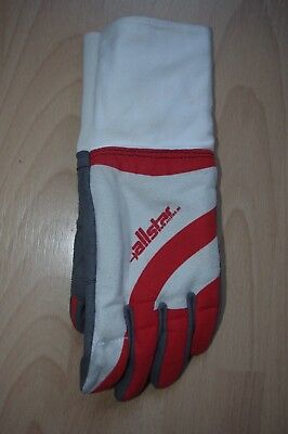 Handschuh Fechten Fechthandschuh Linkshänder links Kinder Gr. 6 allstar top!