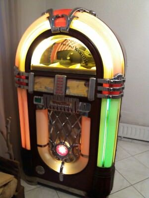 Wurlitzer Jukebox OMT one more time cd 1015