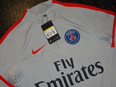 BNWT  - PSG Paris Saint-Germain Nike Midlayer Top - Medium