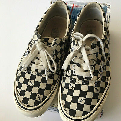 f751729309 VANS VAULT OG Era Wtaps Lx Anaconda Us 8 Uk 7 40.5 26 Black ...