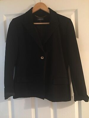 Isabella Oliver Earlham Maternity Blazer Jacket Black Size 3 US 6 8