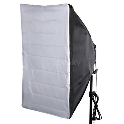 "Portable 50 * 70cm / 20""* 28"" Umbrella Softbox Reflektor für Speedlight S1T8"