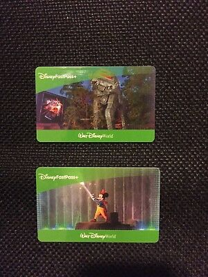 Two (2) Walt Disney World 8-Day tickets (1 Park Per Day - Good till 1/14/19)