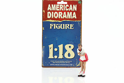 drive-in waitress Grace figure 1:18 AMERICAN DIORAMA