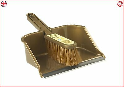 Harris Groundsman Dustpan And Brush Set Top Quality Useful For Tidying Up New