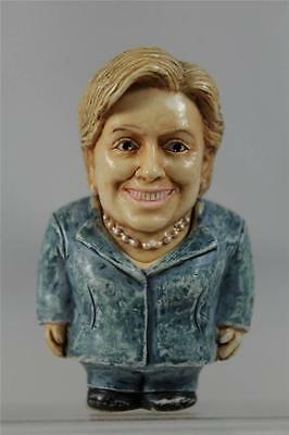 Harmony Kingdom Ball Pot Bellys / Belly 'Hillary Clinton' #PBHHC New In Box