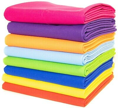 RAINBOW ORGANZA VOILE THEATRE CHILDRENS FABRIC MATERIAL 150 cm wide per Metre