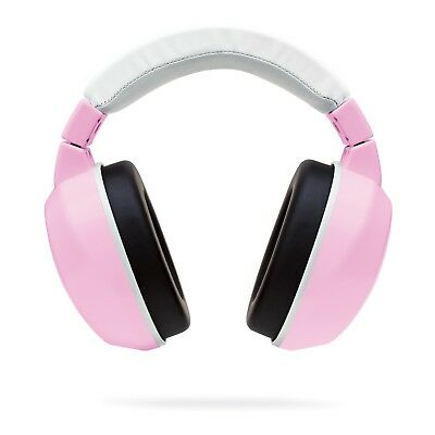 baby ear muffs keeps loud noise out hearing protection pink over the ear calm