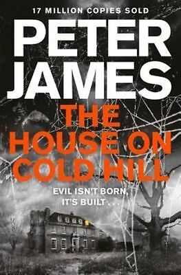 The House on Cold Hill by Peter James (Paperback) New Book