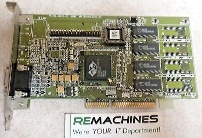 ATI MOBILITY 128 AGP 2X COMPAQ DRIVER FOR WINDOWS 8