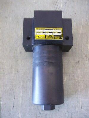 Parker Hydraulic Pressure Filter Assembly #15P110CN50MM188