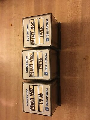 1976 Mint 400 Desert Race Slides