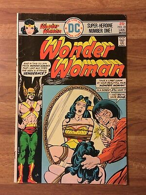 Wonder Woman #221 (DC 1976) Bondage Issue~Curt Swan Art~Bronze Age~See My Store!