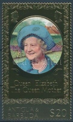 Antigua & Barbuda stamp Queen Elizabeth II. MNH 2000 Mi 3232 WS248680