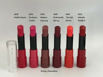 Nyc Get It All Lipstick 7 Shades
