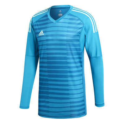 29211e294 ADIDAS MEN S ADIPRO 18 GK Goalkeeper Jersey Long Sleeve Shirt Red ...