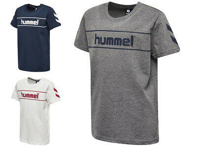 Hummel - Jaki T-Shirt - Kinder / Fitness Freizeit Handball / Art. 201165