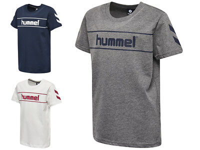Hummel - Jaki T-Shirt - Kinder / Fitness Freizeit Handball / Art. 201-165