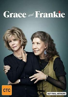Grace And Frankie: Season 1 - DVD Region 2,4,5 Free Shipping!
