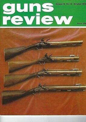 Guns Review - Three Issues From 1976 (10 - 12)