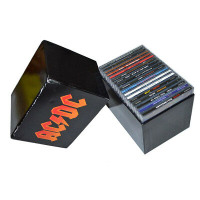 AC/DC Complete Collection Full Box Set 17CD Albums Factory Sealed Brand music