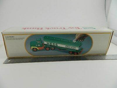 1984 Hess Truck Excellent Condition
