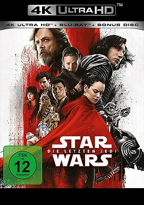 Star Wars: Episode VIII (8) - 4K Ultra HD Blu-ray # BLU-RAY-NEU
