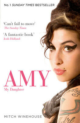 Amy, my daughter by Mitch Winehouse (Paperback)