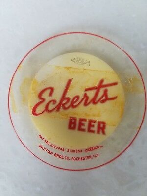 Eckerts BEER TAP KNOB INSERT   I'll be listing several inserts