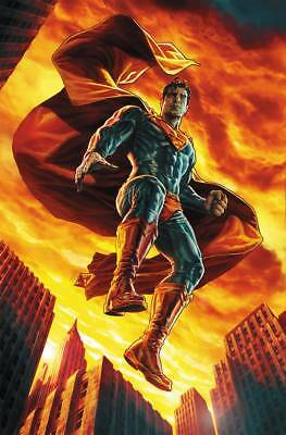 Action Comics #1000 2000s Variant Edition by Lee Bermejo