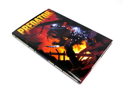 Rare Dark Horse Predator Vol.1 Ltd Edition Hardcover Signed Near Mint