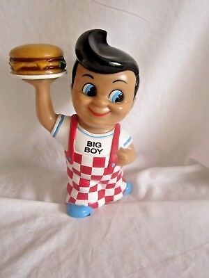 "Big Boy Bank, new, 8"", 1999 (BH)"