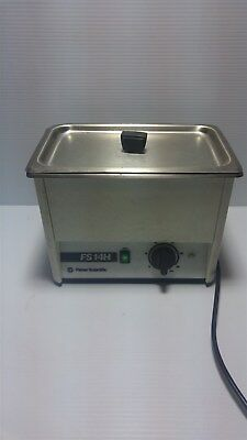 Fisher Scientific Solid State Ultrasonic Water Bath Fs-14h Heated Cleaner Dental