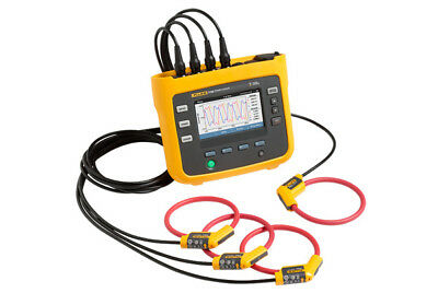 Fluke 1738 3-Phase Advanced Power Logger with Current Probes