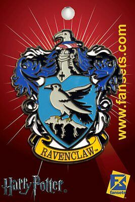 Harry Potter - Ravenclaw House Crest - Lapel/hat Pin - Brand New - Fs0002