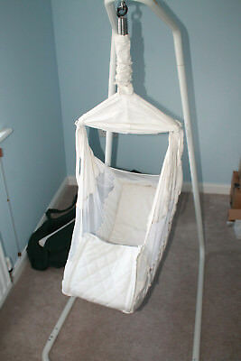 amby baby hammock with new mattress amby baby hammock sling and mattress     87 19   picclick uk  rh   picclick co uk
