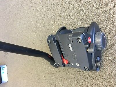 Pro Fluid Video Head 501 Manfrotto