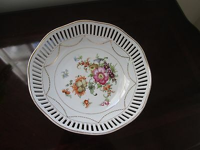 Beautiful Antique Porcelain bowl made in Germany