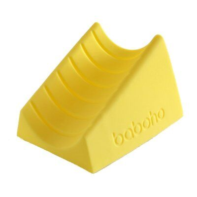 Baby Bottle Holder Yellow - Frees a Hand While Bottle Feeding Infants Formula or