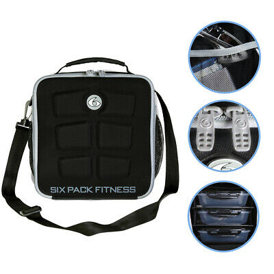 6 Pack Fitness The Cube Meal Prep Bag Innovator Bags Organizer Management