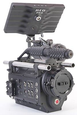 Red One Mysterium X 4K Cinema Camera. With Monitor And Evf. Free Shipping.