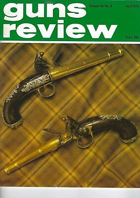 Guns Review - Three Issues From 1978 (4 - 6)