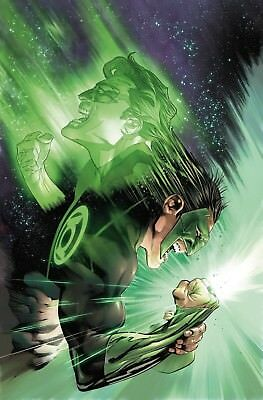 Dc Universe Hal Jordan And The Green Lantern Corps #40 First Print
